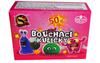 Bouchaci kulicky GIRL CLE8034-G/BAL - 50 sztuk